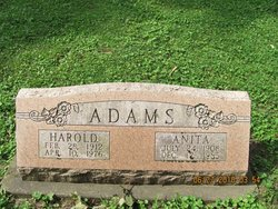 Anita H. <i>Newton</i> Adams