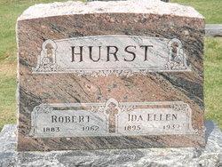 Ida Ellen <i>Abbott</i> Hurst
