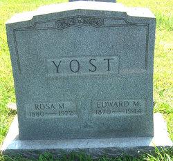 Edward Martin Yost