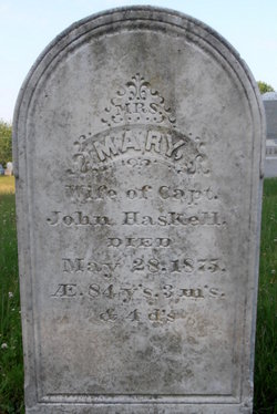 Mary Haskell