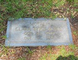 Clara <i>Byrd</i> Acree