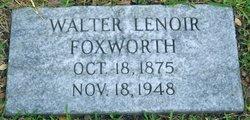 Walter Lenoir Foxworth