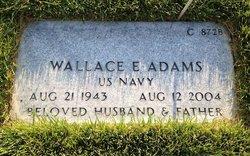 Wallace Emery Adams