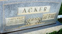 James Waco Acker