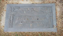 John Frederick Jackie Acorn