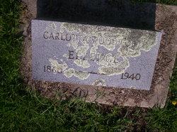 Carlotta <i>Woodworth</i> Elledge