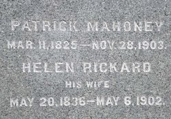 Patrick Mahoney