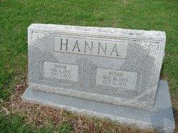 Winnie <i>McGee</i> Hanna
