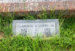 Clarence Asbury Lowry, Jr