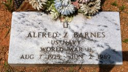 Alfred Z. Barnes