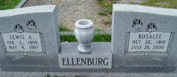 Lewis Andrew Ellenburg