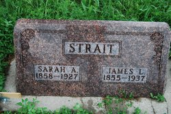James Lewis Strait