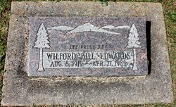 Wilford Bill Edwards