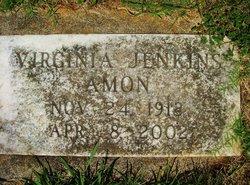 Virginia Dare <i>Jenkins</i> Amon