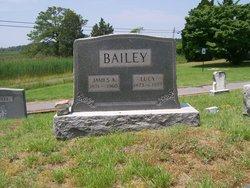 Margaret Louisa Lucy <i>Hopkins</i> Bailey