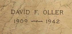 David Francis Oller
