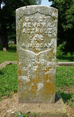 Henry A. Astholz
