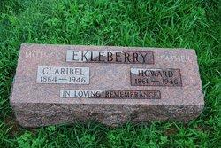 Claribel B <i>Simons</i> Ekleberry