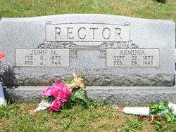 John M Rector