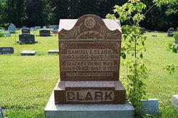 Mrs Elizabeth <i>Bowers</i> Clark