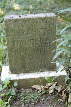 Elizabeth Bauders