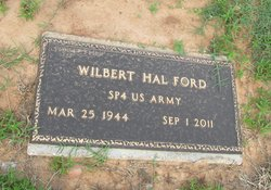 Wilbert Hal Ford