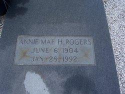 Annie Mae <i>Holland</i> Rogers