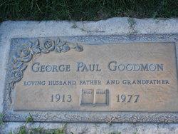 George Paul Goodmon