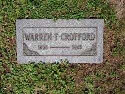 Warren T Crofford