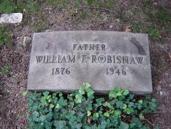 William Fred Robishaw