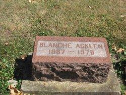 Blanche C <i>Loutzenhizer</i> Acklen