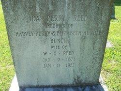 Ida Elizabeth <i>Perry</i> Reed
