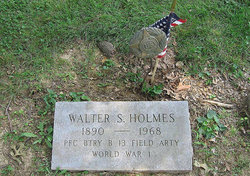 Walter s Holmes