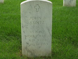 John B Kuntz