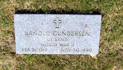 Arnold Gundersen