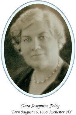 Clara Josephine <i>Foley</i> Moore