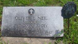 Oliver Leslie Neil