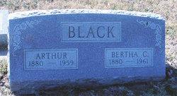 Bertha Cecil Black