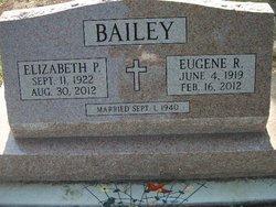 Elizabeth Pauline <i>Burnett</i> Bailey