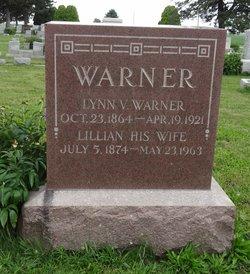 Lynn V Warner