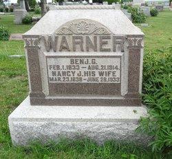 Nancy Jane <i>Bateson</i> Warner