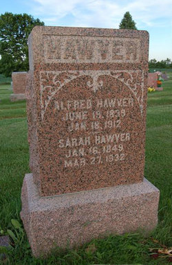 Alfred Hawver