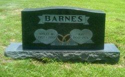 Violet Hartense <i>Murphy</i> Barnes