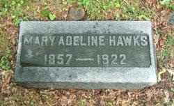 Mary Adelaine <i>Parker</i> Hawks