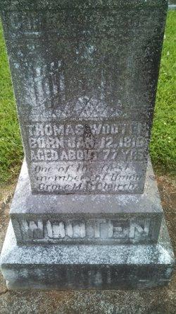 Thomas Wooten