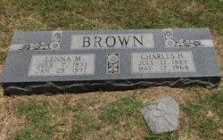 Charles H. Charlie Brown