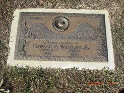 Edward A Wrigley, Jr