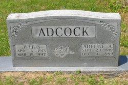 Pvt William Julius Adcock, Sr