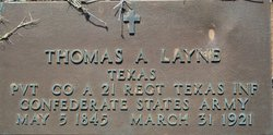 Thomas Asbury Layne