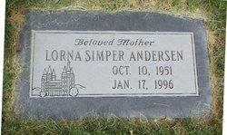 Lorna <i>Simper</i> Andersen